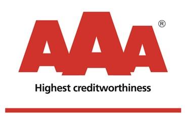 Ismét elnyertük az AAA minősítésű tanúsítványt a Bisnode-tól!